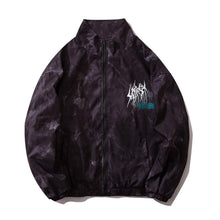 "Load image into Gallery viewer, ""DOG"" PRINTED WINDBREAKER JACKET"
