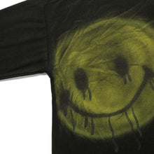 "Load image into Gallery viewer, ""PUCKISH SMILE"" GRAFFITI SWEATSHIRT"