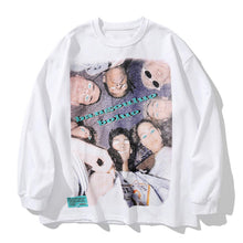 "Load image into Gallery viewer, ""PARTY"" PRINTED SWEATSHIRT"