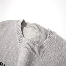 Load image into Gallery viewer, ANIMATION PRINTED KNITTED SWEATER