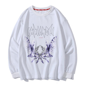 ELF PRINTED SWEATSHIRT