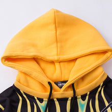 "Load image into Gallery viewer, ""SAIDE"" PRINTED HOODIES"