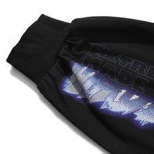 "Load image into Gallery viewer, ""SILVER ANGEL"" GRAFFITI SWEATSHIRT"