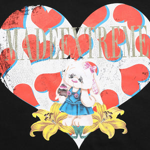 LOVE BEAR PRINTED T-SHIRT