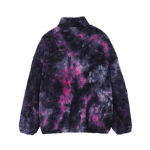 "Load image into Gallery viewer, ""STARRY"" PRINTED FLEECE JACKET"