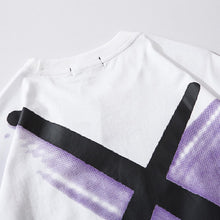 "Load image into Gallery viewer, ""X"" GRAFFITI T-SHIRT"