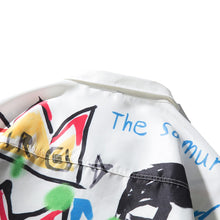 "Load image into Gallery viewer, ""SKULL GRAFFITI"" PRINTED JACKET"