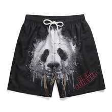 "Load image into Gallery viewer, ""PANDA"" PRINTED SHORTS"