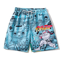 "Load image into Gallery viewer, ""GAME"" PRINTED SHORTS"