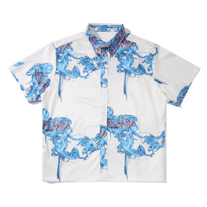 """MIST"" SHORT SLEEVE SHIRT"