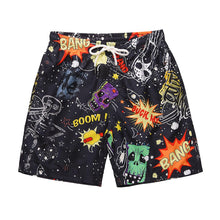 "Load image into Gallery viewer, ""BANG"" PRINTED SHORTS"