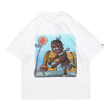 Load image into Gallery viewer, SPACE BOY PRINTED T-SHIRT