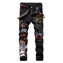 "Load image into Gallery viewer, ""AIR"" SKINNY JEANS"