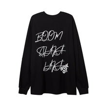 "Load image into Gallery viewer, ""WORK OUT"" GRAFFITI SWEATSHIRT"