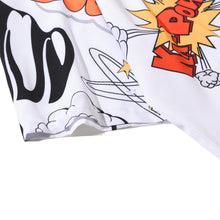 "Load image into Gallery viewer, ""BOOM"" GRAFFITI SHORT SLEEVE SHIRT"