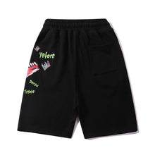 "Load image into Gallery viewer, ""PIRANHA"" PRINTED SHORTS"
