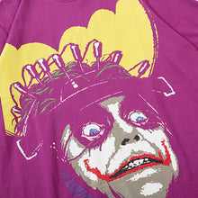 Load image into Gallery viewer, PUNK CLOWN PRINTED T-SHIRT