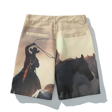 Load image into Gallery viewer, RETRO PRINTED SHORTS