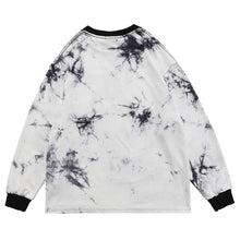 "Load image into Gallery viewer, ""BEAR"" TIE DYE GRAFFITI SWEATSHIRT"