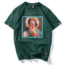 "Load image into Gallery viewer, ""VIRGIN MARY"" T-SHIRT"