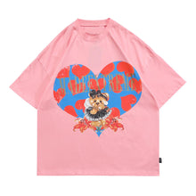 Load image into Gallery viewer, LOVE BEAR PRINTED T-SHIRT