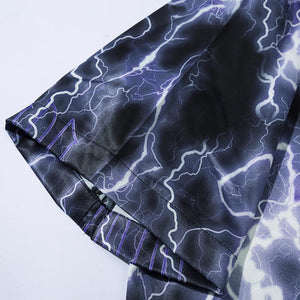 """LIGHTNING"" SHORT SLEEVE SHIRT"