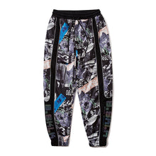 "Load image into Gallery viewer, ""WOLF"" PRINTED REFLECTIVE JOGGERS"
