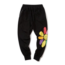 Load image into Gallery viewer, FLOWER PRINTED JOGGERS