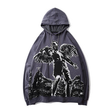 "Load image into Gallery viewer, ""DEVIL BOY"" PRINTED HOODIES"