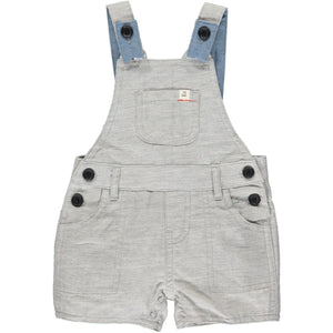 Set (2) - Top & Overalls Me & Henry Grey