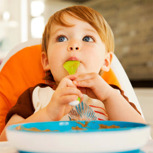 Suction Plate - Munchkin Stay Put Blue