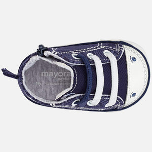 Baby Sporty Trainer Shoes Mayoral Navy Dino 9018