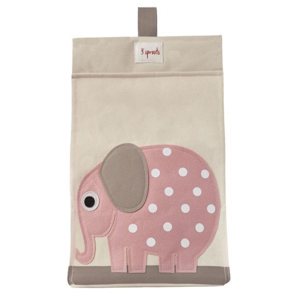 Diaper Stacker 3 Sprouts Elephant