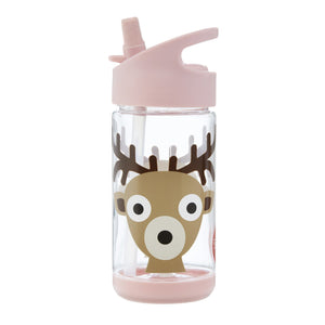 Water Bottle 3 Sprouts Deer