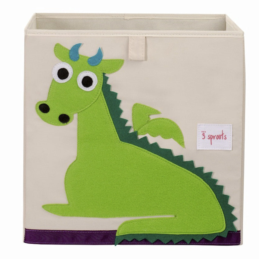 Dragon Storage Box 3 Sprouts