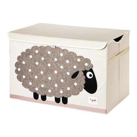 Sheep Toy Chest  3 Sprouts