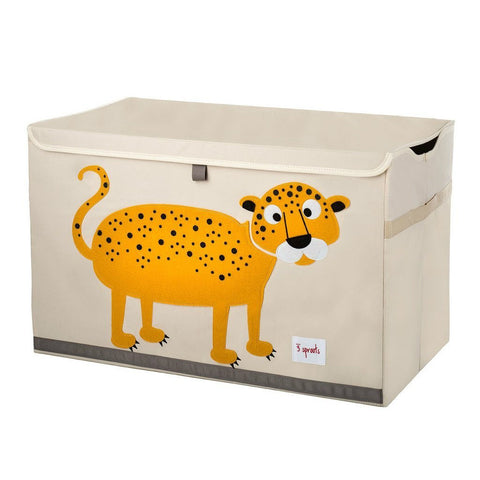 Leopard Toy Chest  3 Sprouts