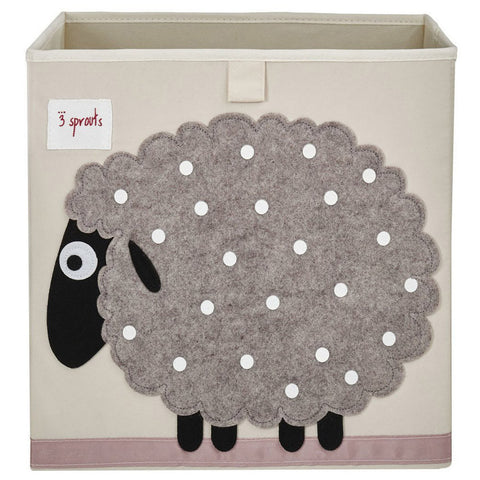 Sheep Storage Box  3 Sprouts