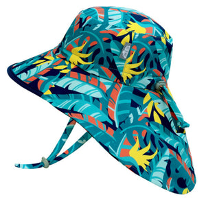 Aqua Dry Adventure Hat - Jan & Jul Grow With Me Tropical