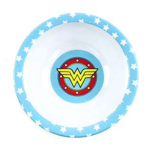 Bumkins DC Comics - Melamine Bowl Wonder Woman