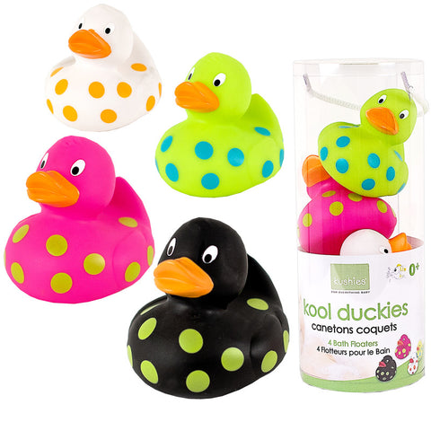 Bath squirters-Kushies Kool duckies