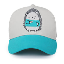 Flapjacks - Kids Ball Cap - Hedgehog