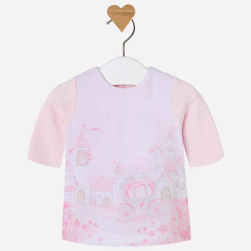 Baby Dress L/S Mayoral Baby