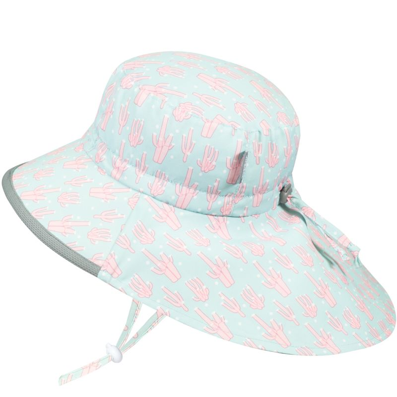 Aqua Dry Adventure Hat - Jan & Jul Grow With Me Coral