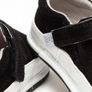 Jack & Lily Shoes Sydney - Black (607) 12-18M