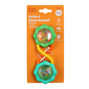 Bright Starts Rattle & Shake Barbell