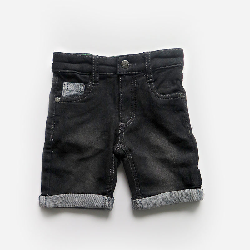Bermuda MID Black Denim (1205604)