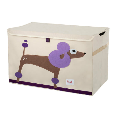 Poodle Toy Chest  3 Sprouts