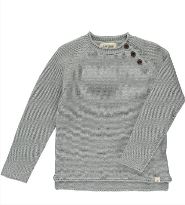 Sweater Me & Henry Grey cotton