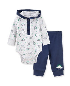 Baby Set (2) Bodysuit & Pants LC809996N
